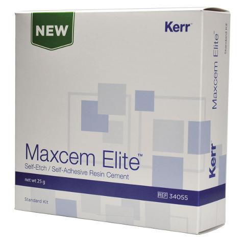 MAXCEM ELITE STANDARD KIT - Standard Kit KERR MAXCEM ELITE STANDARD KIT - Standard Kit