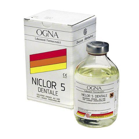 NICLOR 5 - Flacone da 250 ml OGNA NICLOR 5 - Flacone da 250 ml