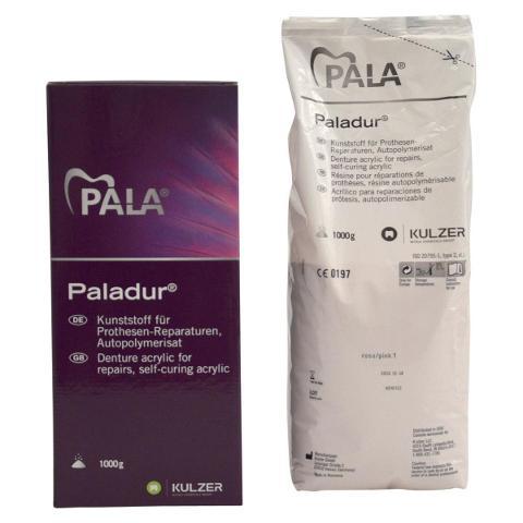 PALADUR POLVERE - Polvere rosa - 1000 g Kulzer PALADUR POLVERE - Polvere rosa - 1000 g