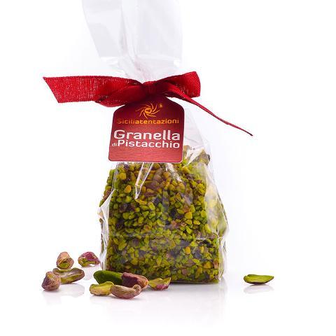Granella di pistacchio SICILIA TENTAZIONI busta 100gr