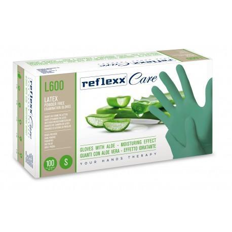 Guanti lattice aloecare Reflexx ALOECARE