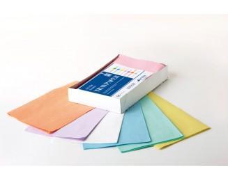 Tray paper colorati Kumapan