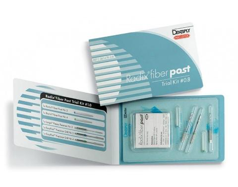 Radix fiber post trial kit 0.8 Maillefer