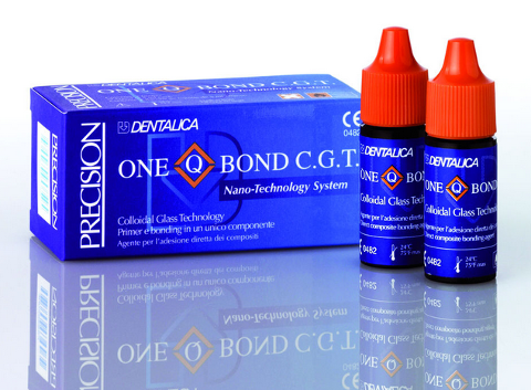 ADESIVO ONE-Q-BOND CGT  PRECISION 2x5ml