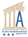 Alma B&B Agrigento Suites, Viale Emporium n.55/A, San Leone, Agrigento (AG)