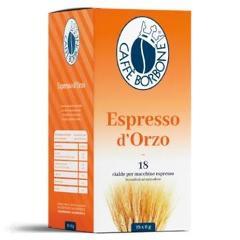 Espresso d'orzo Borbone