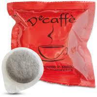 cialde  caffè zito decaffeinato
