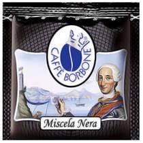 Confezione Cialde caffè Borbone Miscela nera