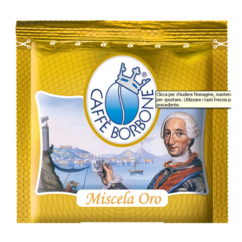 Cialda Caffè Borbone Miscela Oro