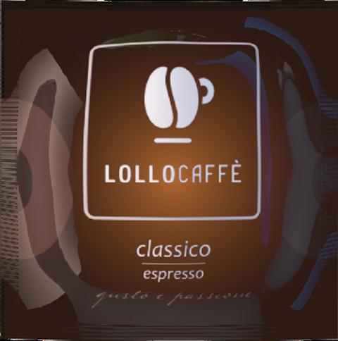 Cialde caffè Lollo Caffè Miscela Classico