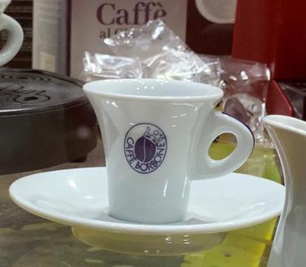 Tazzine da Caffè Borbone Ceramica