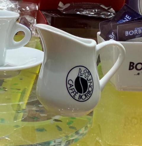 Lattiera Borbone Ceramica