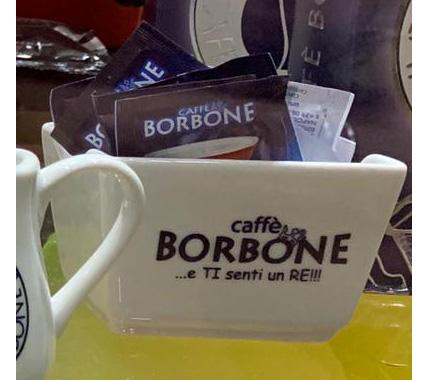 Zucchieriera Borbone Ceramica