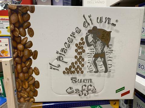 Caffè in cialde per macchinetta Buon Caffè  Gusto Intenso