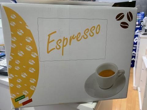 Nostra Produzione cialde caffè Decaffeinato Alta qualità