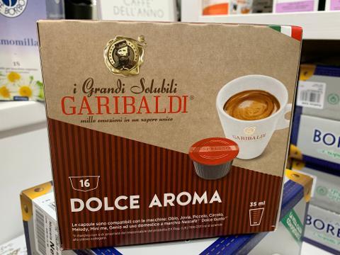 Nescafè Dolce gusto Garibaldi