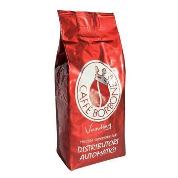 Caffè in grani Borbone Red