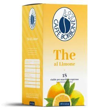 The al limone Borbone cialda