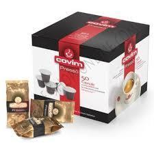 Capsule compostabili COVIM Presso' per Nespresso