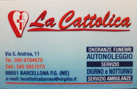 Agenzia Funebre La Cattolica
