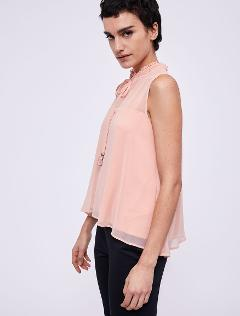 TOP MARELLA Top in georgette