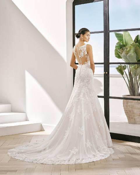 Sposa ADRIANA ALIER BY ROSA CLARA' Collezione 2020