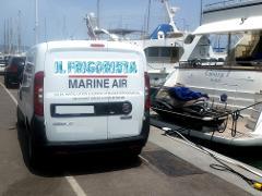 condizionamento e climatizzazione marittima e nautica