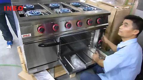 Cucine friggitrici- riparazione