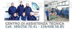 FRIGORISTA - ASSISTENZA TECNICA