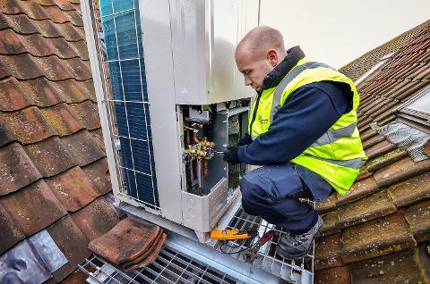 installazione riparazione climatizzatori