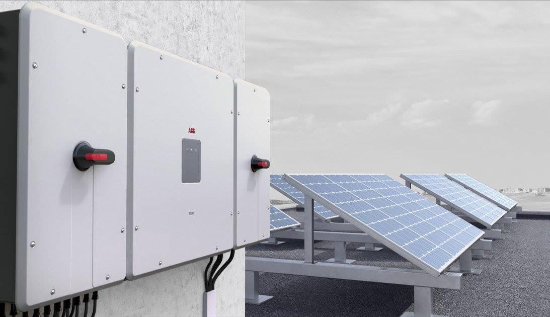 nuovi Inverter TRIO con potenze di 50 e 60 KW ABB Power-One TRIO