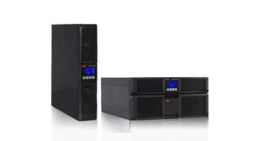 Sistema UPS monofase da 1 a 10 kVA ABB Power-One PowerValue 11 RT