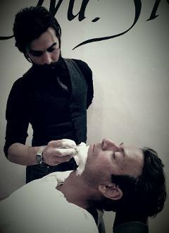 Rasatura barba Italiana