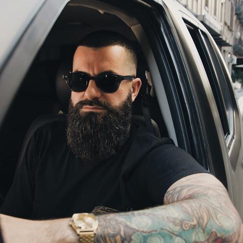 Modellatura Barba