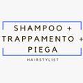 Shampoo trattamento e piega capelli donna