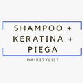 Shampoo, keratina e piega capelli Donna