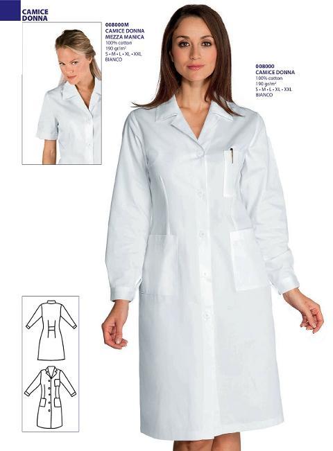 Camice Medico Donna