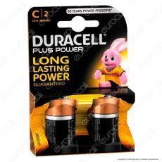 Batterie Duracell 1/2 torcia