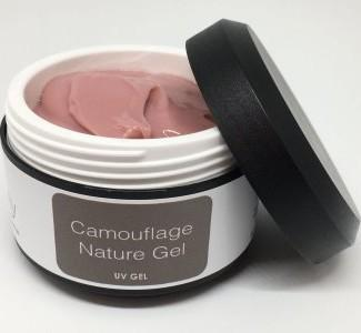 Camouflage Nature Gel Beauty Academy Gel Cover Costruttore