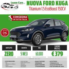 Noleggio Lungo Termine Ford EcoSport ST-LINE 1.0 EcoBoost 100cv