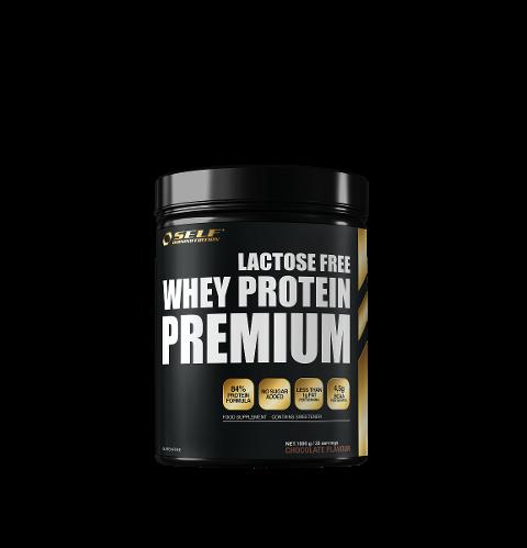 Lactos Free Whey Protein Premium