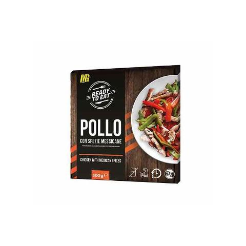 Ready To Eat - Pollo Con Spezie Messicane 300g MG