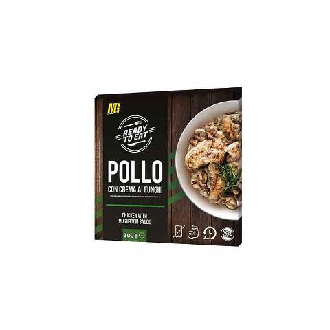 Ready To Eat - Pollo Con Crema Di Funghi 300g MG