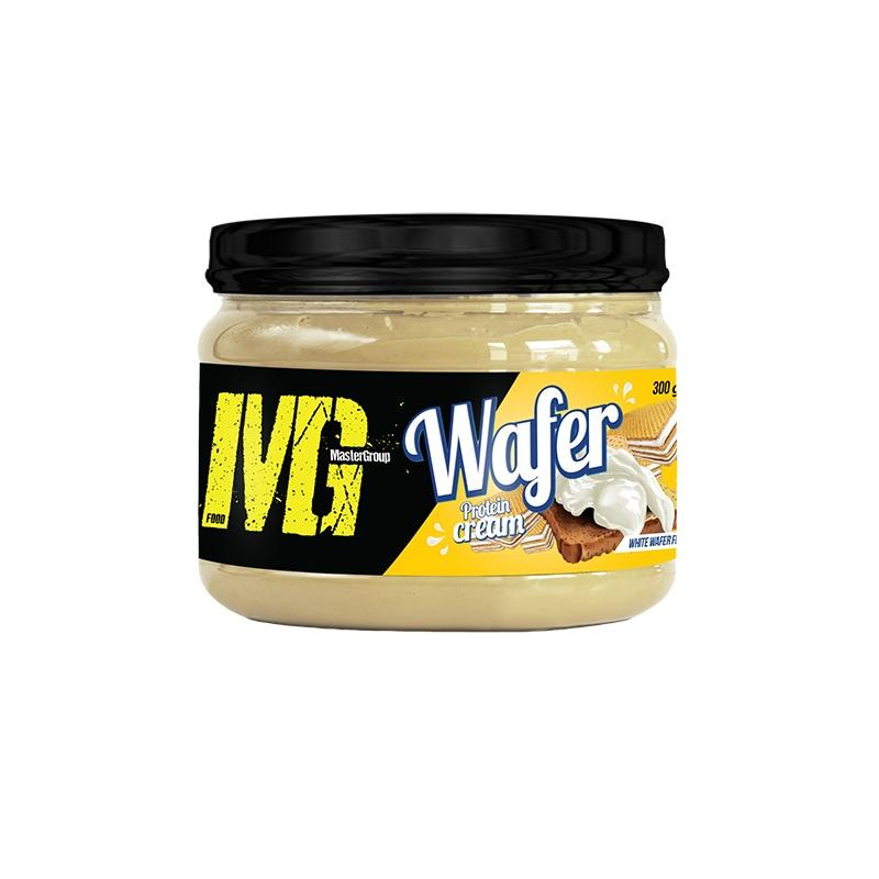 Crema Proteica Wafer MG  300g
