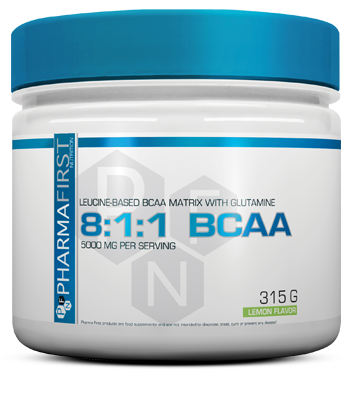 BCAA 8.1.1 Pharma First 315 gr