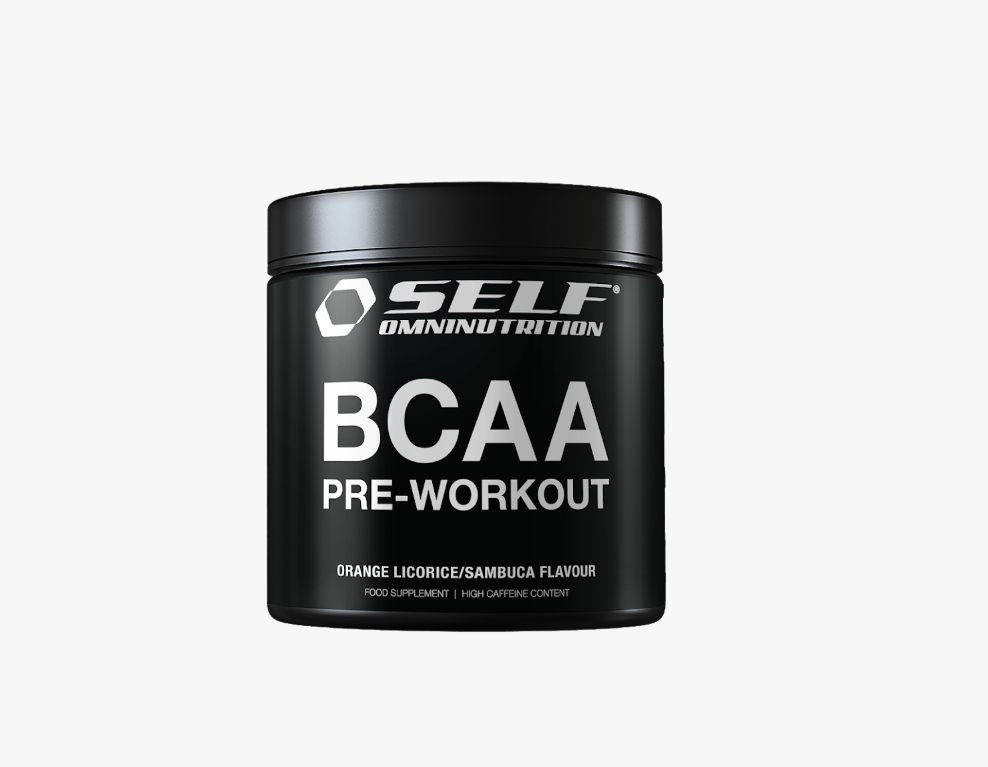 BCAA 2.1.1 PRE WORKOUT - In polvere 300 gr Self