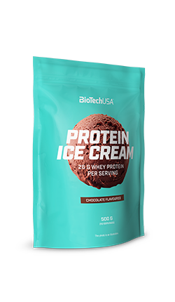 Protein ice cream BioTech 500g