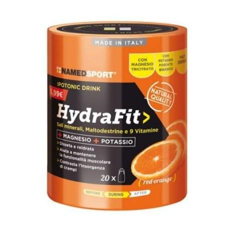 Hydra Fit 400 G- Arancia Rossa NamedSport