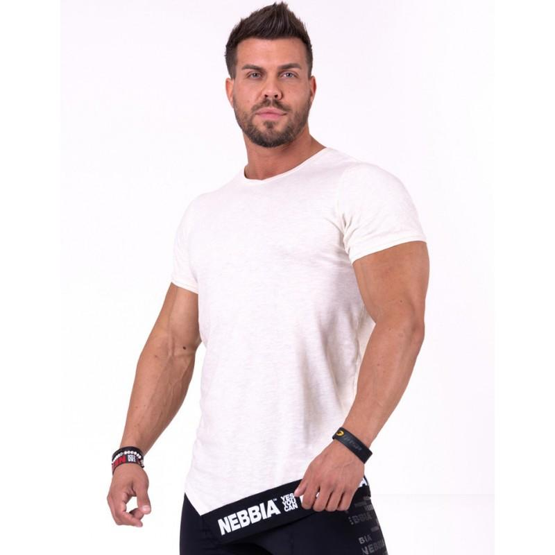 Be Rebel T-shirt N140 nebbia fitness