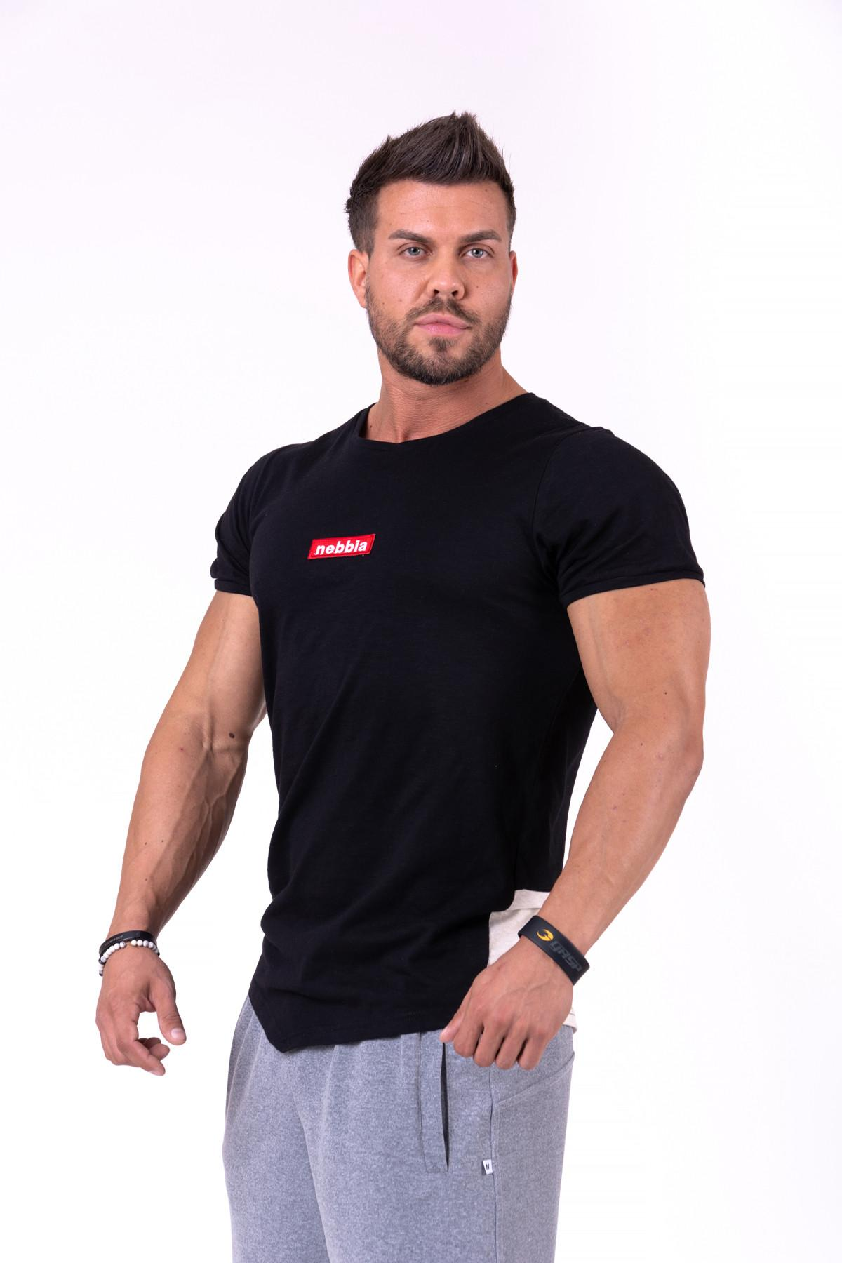 V-typical T-shirt N142 nebbia fitness